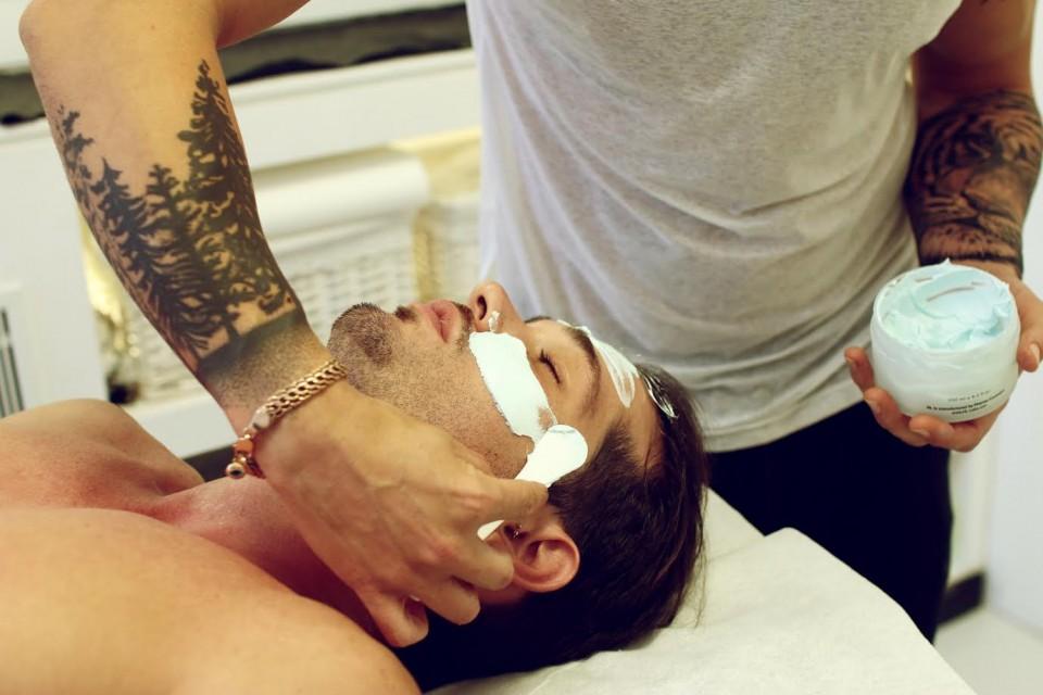 טיפולי פנים לגברים דתיים