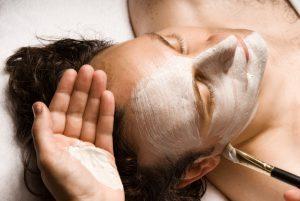 טיפול פנים לחתן